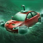 3D Submarine Car Simulator MobileGames