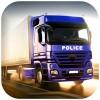 警察トラックの丘シミュレータ MobilePlus