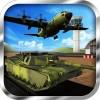 Army plane cargo simulator 3D VascoGames