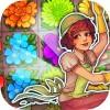 花のジャム:フラワーショップ Puzzle Games – VascoGames