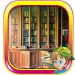 放棄された図書館エスケープ EightGames