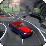 マルチレベルのスーパーマーケット駐車場 Car Driver Reality Gamefied