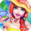 Beach Makeup Salon K3Games