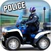 警察のクワッド4×4のシミュレータ3D MobileGames
