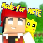 Mods Pokemon for Minecraft PE tarassmirnovich