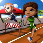 Running Rio ランニングリオ Olympic Sports Games