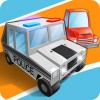 Blocky Cop Pursuit Terrorist TrimcoGames