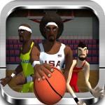 バスケットボールの世界 リオ2016 オリンピック zarapps games