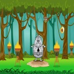 Forest Treasure Escape 2 Games2Jolly