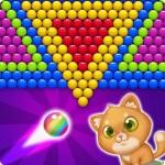 Bubble Shooter Cat Match 3 Bubble Games