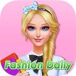 Fashion Daily – Back to School Beauty Girls