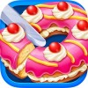 Sweet Donut Cake Maker Crazy Cats