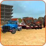 Heavy Construction Transporter Jansen Games