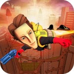 Flying Hero Escape 3D GENtertainment Studios