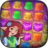 甘い谷:キャンディマッチ GoVuzzle