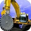 アップ 丘 クレーン カッター 掘削機 MobilMinds Apps