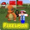 PixelmonモッズMCPE 0.15.4 ChatchaiChappal
