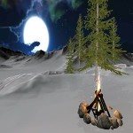VR Aurora Borealis Dreams Come True