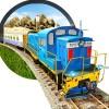 貨物列車のドライビングシミュレータ Whiplash Mediaworks