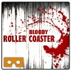 Bloody Roller Coaster VR HD KarolLed