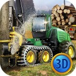 Sawmill Driver Simulator 3D Game Mavericks