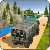 軍のトラック運転手のドライブ GamesTree