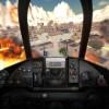 軍用機のコックピットシミュレータ GemGames