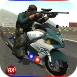エージェント秘密警察のオートバイ Raydiex – 3D Games Master