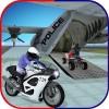 警察飛行機トランスポーター:モト Great Games Studio