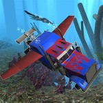 Submarine Transformer Truck 3D GTRace Games