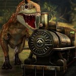 Train Simulator – Dino Park Integer Games