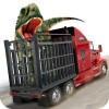 怒っている恐竜動物園トランスポート TrimcoGames