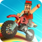 Moto Rider 3D: Blocky City 17 TrimcoGames