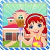 私の家は、クリーンアップ Girl Games – Vasco Games