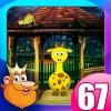 Best Escape 67-Giraffe Fun Best Escape Game