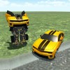 Transformer Robot Car FoxyGames