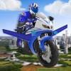 未来的な飛行オートバイレース GPGames Studio
