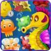 海のマッチ3:海のクエスト GoVuzzle