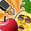 フルーツの刺し – Pen Apple MouseGames