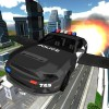 Flying Police Car Chase GamePickle