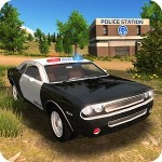 Police Car Driving Offroad GamePickle