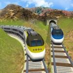 スーパー駆動電車シミュレータ:電車の中でのレース GPGames Studio