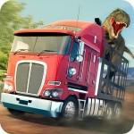 怒っている恐竜動物園トランスポート2 TrimcoGames