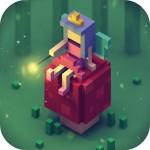 女の子のためのおとぎ話のクラフト:探査&建物 Craft Tiny Dragon Adventure Games: Craft, Sport& RPG