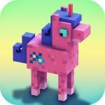 ユニコーンクラフト:建物やクラフト約女の子のためのゲーム Tiny Dragon Adventure Games: Craft, Sport& RPG