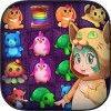 ふわふわの人形の友達:マッチ3 Puzzle Games – VascoGames