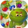 フルーツヤード:マッチ3マニア Puzzle Games – VascoGames