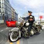 Police Bike – Criminal Arrest Whiplash Mediaworks