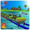 ジェットコースターゲーム ZactStudio Games
