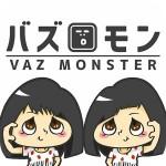バズモン-パズルで人気クリエイターを倒す無料アプリ VAZinc.
